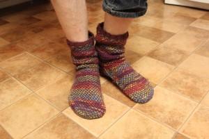 Inlägg 3- jockes sockor