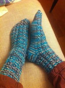 Inlägg 3- mina sockor